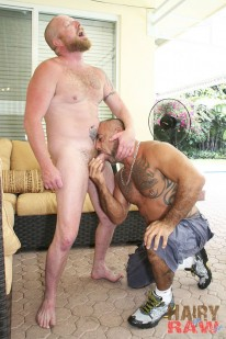 Bo Bangor And Dalton Hawg from Hairy And Raw