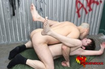 Adam And Timo Flip Fuck from Im Your Boy Toy
