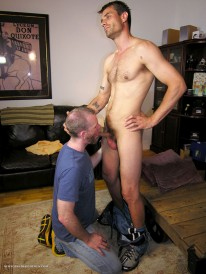 A Sweet Load from New York Straight Men
