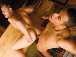 gay sex - Mark Ford And Dylan Roberts from Falcon Studios