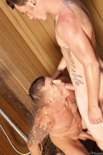 James Ryder And Drake Wild from Falcon Studios