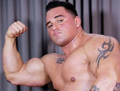 gay sex - Big Ex Marine from The Guy Site