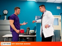 My Doctor Sucks Scene 4 from Hot House