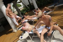 Super Bathhouse Orgy Fun from Bath House Bait
