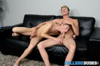 Gage Fucks Kellan from College Dudes