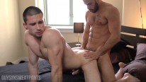 Anthony And Austin Flip Fuck from Guys In Sweatpants