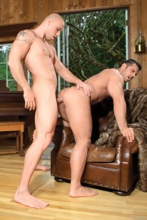 Buck Naked from Falcon Studios
