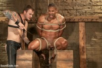 Christian Wilde And Robert Ax from Bound Gods