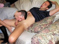 Angelos Blowjob from New York Straight Men