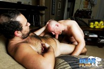 English Guy And Sean Gill from Bear Films