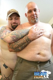Joe Strong And Rowdy Hixxx from Bear Films