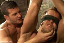 Connor Patricks And Hayden Ri from Bound Gods