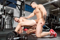 Trenton Ducati And Ryan Rose from Falcon Studios