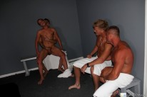 Gavin's Spa Anal Fucking from Bath House Bait