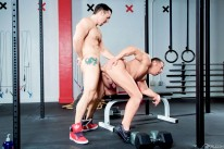 Jimmy Durano And Mike Anders from Falcon Studios