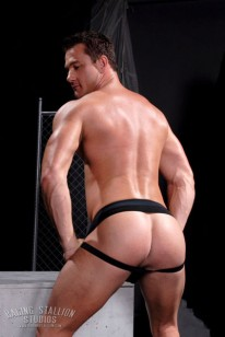Trey Casteel from Raging Stallion