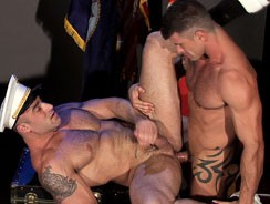 Uniform Men Scene 1 from Colt Studio