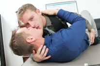 Pain In The Ass Training from Office Cock