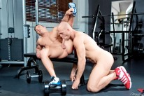 Angelo And Jr Bronson from Falcon Studios