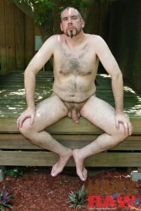 Rhett Polnocy Set 1 from Hairy And Raw