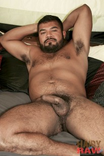 Rico Vega Set 2 from Hairy And Raw