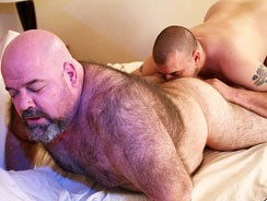 Dirk Grizzly And Chase Woofer from Bear Films