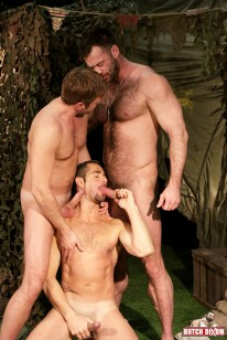 Aaron Dean And Charlie from Butch Dixon
