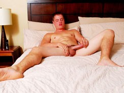 Aiden Lewis Busts A Nut from College Dudes