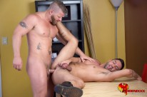 Married Muscled Buddy Gets It from Phoenixxx