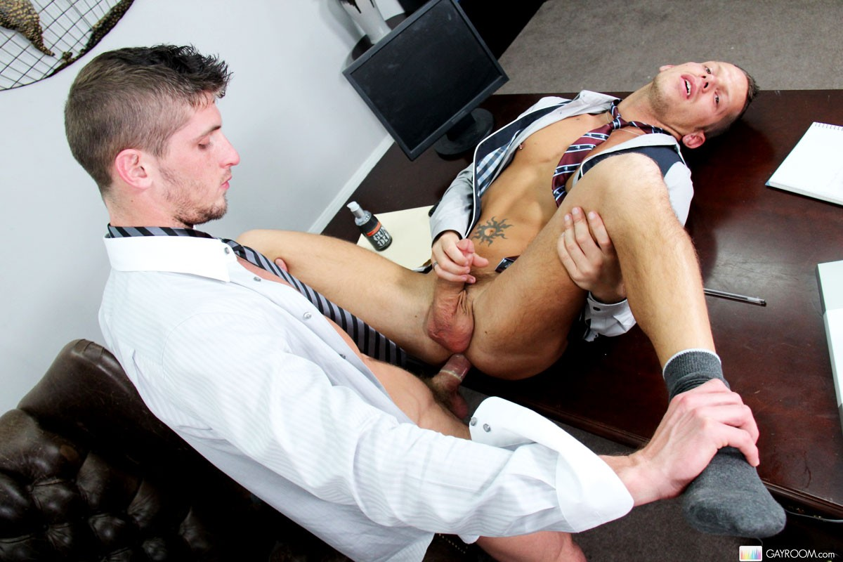 Stepsister amateur gaysex office