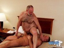 Patrick Montana And Mitch Bae from Bear Films