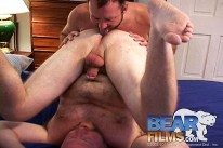 Wylie Edwards And Hunkycub from Bear Films