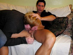 Post Vacatioin Bj from New York Straight Men
