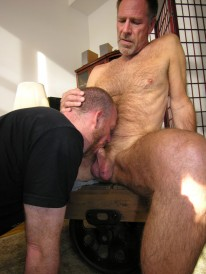 Logan Plays With Sean from New York Straight Men