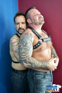 Marc Angelo And Sam Black from Bear Films