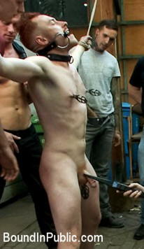 Connor Bryan And Damien from Bound In Public