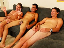 Group Fun from Circle Jerk Boys