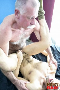Parker Boyd And Scott Reynold from Hairy And Raw