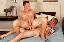 David And Tim Bareback from Sean Cody