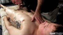 Sean's Massage from Spunk Worthy