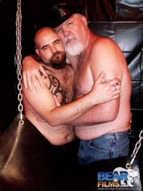 Ric Kasino And Daddys Boy from Bear Films
