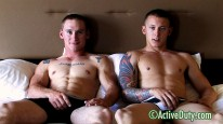 Corey And Tim from Active Duty