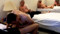 5 Dede  Gangbang from Fraternity X