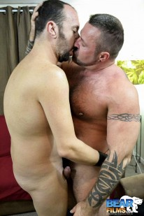 Marc Angelo And Frankie Roger from Bear Films
