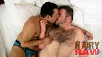 David Michaels And Tavi Morri from Hairy And Raw