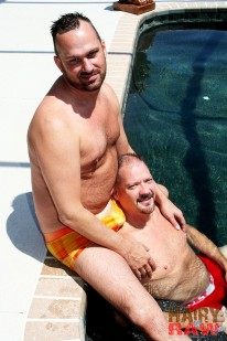 Chris Michaels And Ryan Richa from Hairy And Raw