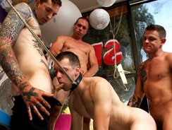 Jace Presley And Rich from Bound In Public
