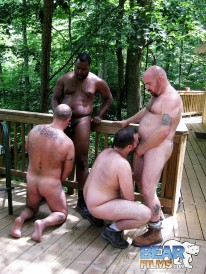 Camp Bear Orgy from Bear Films