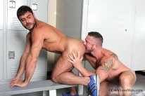 Charlie Barebacks Mike Dozer from Cocksure Men