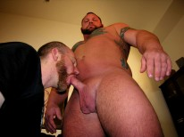 Bodybuilder Bj from New York Straight Men